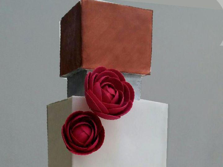 Tmx 1482521018369 High Marietta, Georgia wedding cake