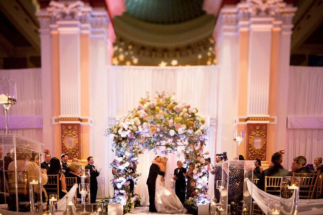 Tmx 1467914174746 Purple Chuppah Please Touch Museum Weddings Evanti Philadelphia, Pennsylvania wedding venue