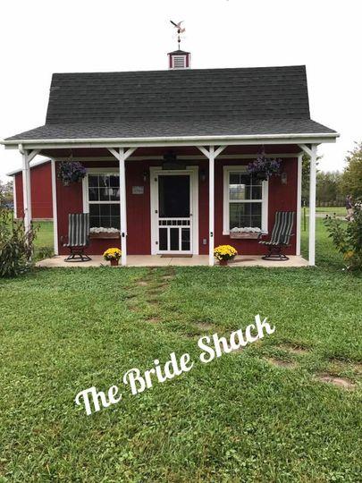 Bride shack