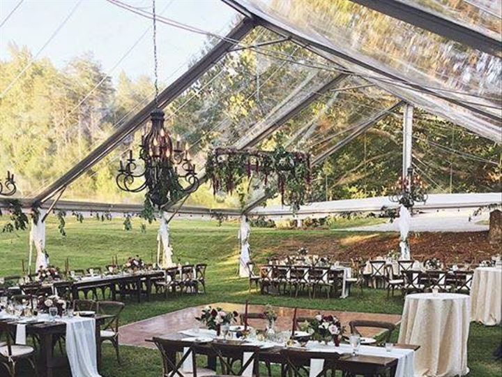 Tmx 1505404987794 Clear Top 2 Cornelius wedding rental