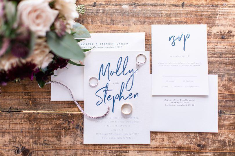 molly stephen wedding lovewell weddings crispin hill 10 51 407474