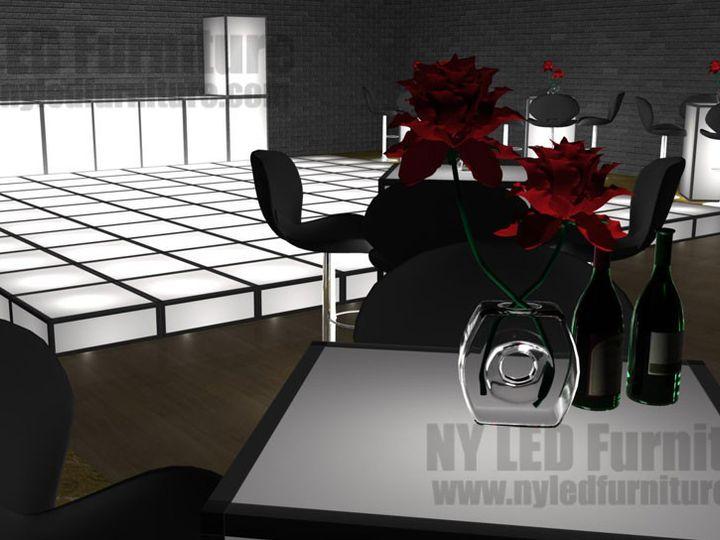 Tmx 1454777901211 Led Dance Floor Rental Ny Led Furniture West Babylon wedding rental