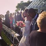 Chesapeake Bay Beach Club Wedding With Janis Nowlan Band