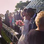 Chesapeake Bay Beach Club Wedding With Janis Nowlan Band