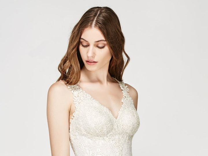 Tmx 1454605169341 56108 Cf Wilmington wedding dress