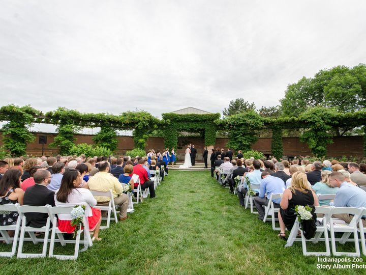 Tmx 1392651386450 Wedding Gardenw Credi Indianapolis wedding venue
