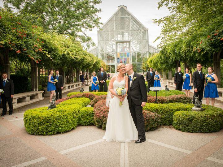 Tmx 1392653021063 Bridal Party In Knot Garden Indianapolis wedding venue