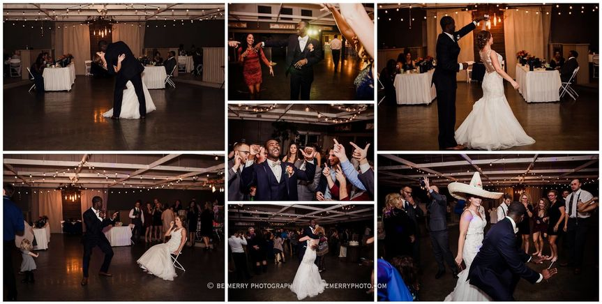 2017 Reception - Photo Cred: Be Merry Photography FW, IN
