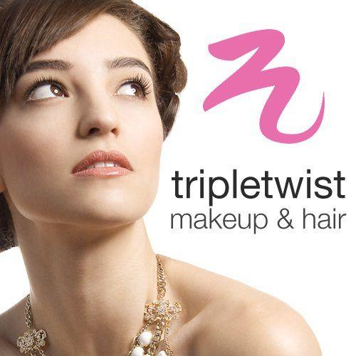 Triple Twist Makeup & Hair Design