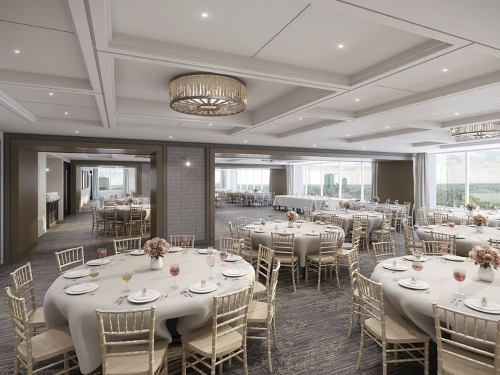 Tmx 1440598874126 One Beacon Ballroom   Daytime Boston wedding venue