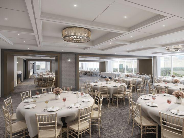 Tmx 1440598874126 One Beacon Ballroom   Daytime Boston, MA wedding venue