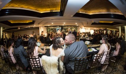 Pacific View Tower Club by Wedgewood Weddings 1