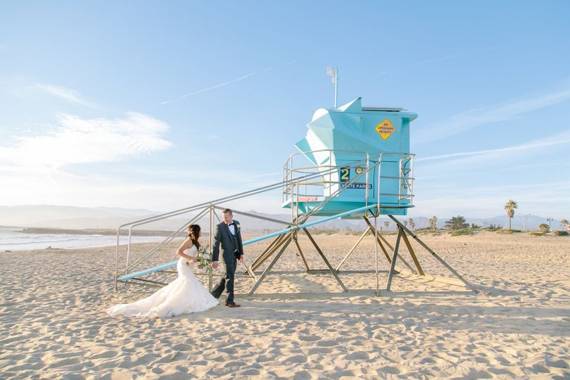 Ventura harbor wedding