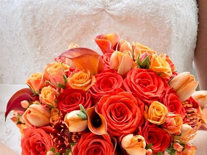 Tmx 1396101858586 Orngbq Providence, Rhode Island wedding florist