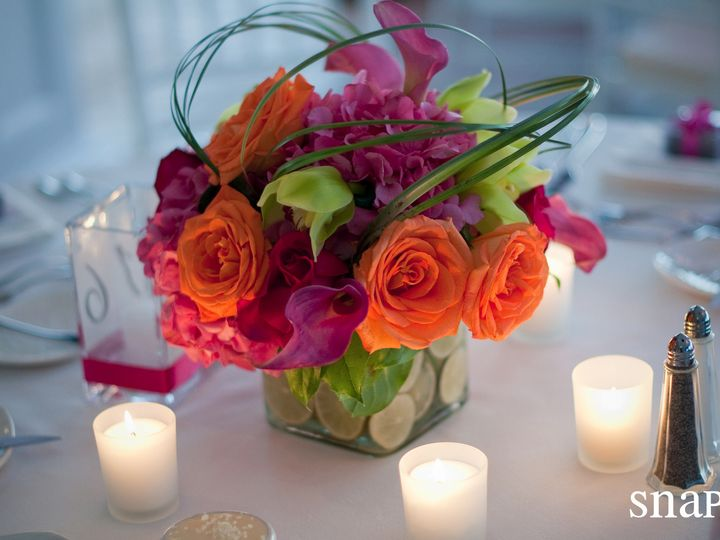 Tmx 1396102092472 Ipad Centerpeices  Providence, Rhode Island wedding florist