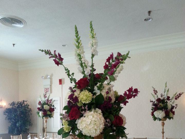 Tmx 1396102593494 Wannamoisett Candelabras  Providence, Rhode Island wedding florist