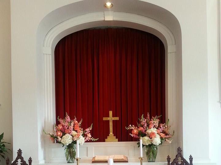 Tmx 1396103655769 Peachceremon Providence, Rhode Island wedding florist