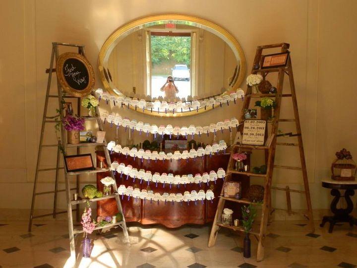 Tmx 1396275727281 Placecard Providence, Rhode Island wedding florist