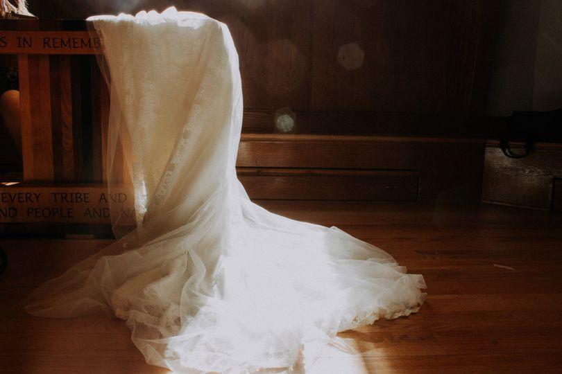 Vos Chapel - The Dress