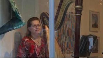 Tmx 1433172657422 Harpist In The Window Hebron wedding ceremonymusic