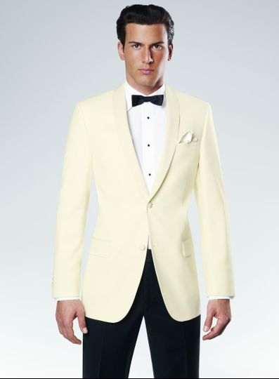 Ivory Valenza Suit