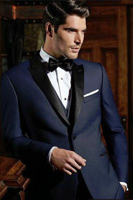 Navy Lorenzo Suit