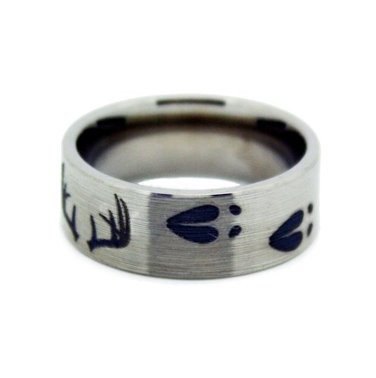 deer antler and deer hunting ring 3