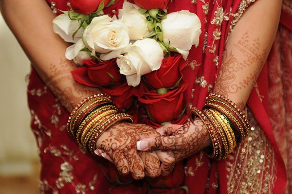 indianweddingredbridejaimala