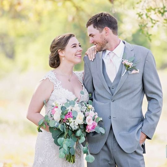 Newlyweds' love | Photo: GS Photography
