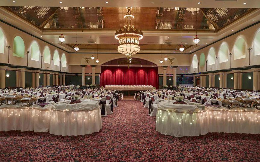Pittsburgh Shrine Center Venue Cheswick Pa Weddingwire