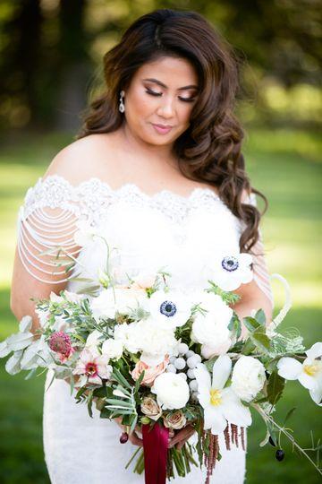 Bridal portrait Costy Alex Photography