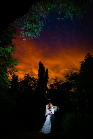 Love at dusk Costy Alex Photography