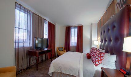 Hotel Indigo Nashville 1