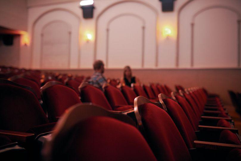 Wege Auditorium - Seats