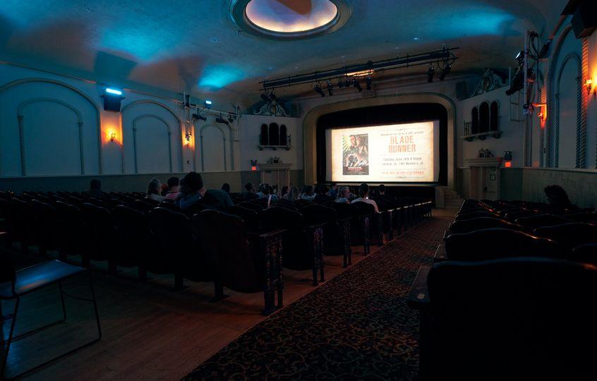 Wege Auditorium - Movie Night