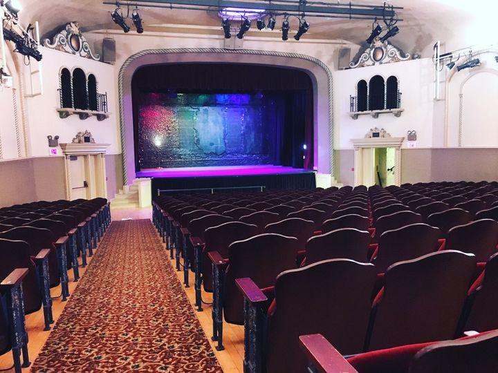 Wege Auditorium - Stage