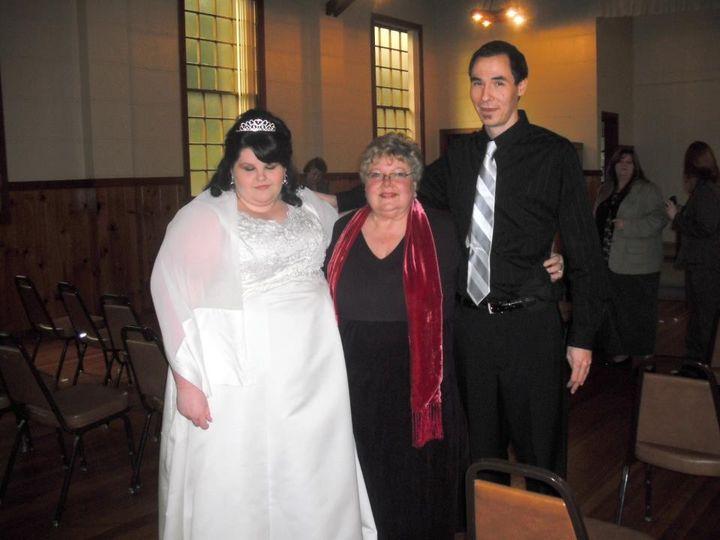 wedding at chapel ft worde