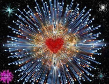 sparkley star