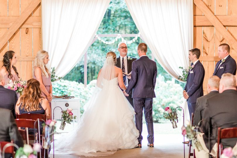 Ceremony proper | Virginia Greene Photography