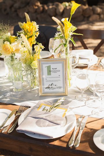 A Kunde Family Winery wedding in Sonoma and featured on Style Me Pretty....