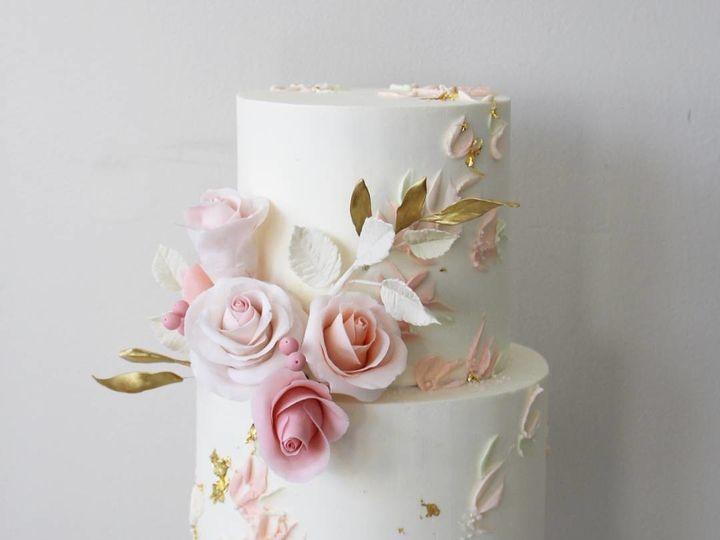 Tmx 1512088531969 Img20171112173311981 Woburn wedding cake