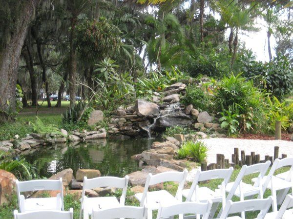 Ceremony set-up