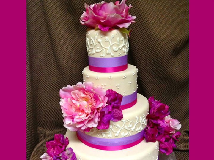 Tmx 1399683530621 W San Diego wedding cake