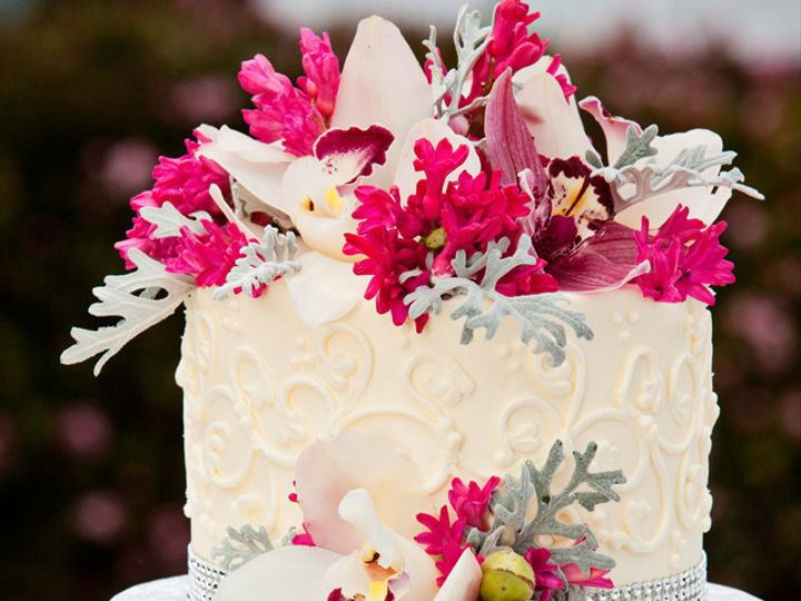 Tmx 1399683566591 W1 San Diego wedding cake