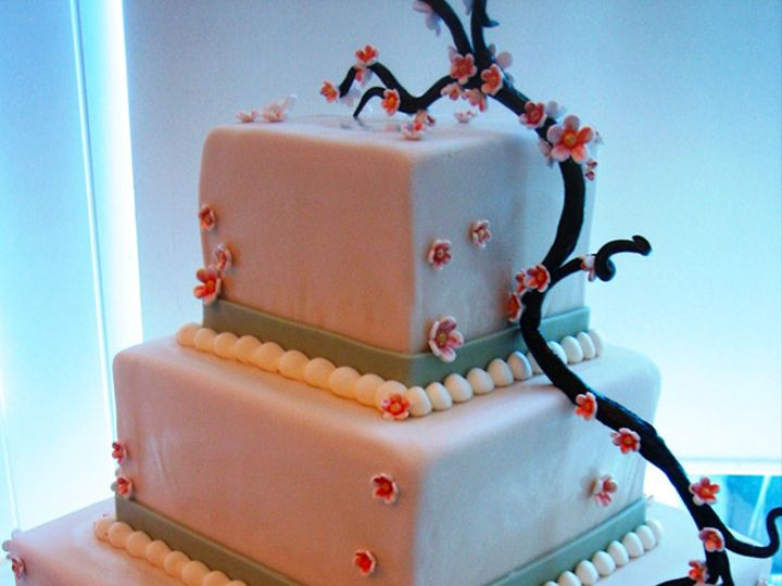 Tmx 1399683614552 W2 San Diego wedding cake