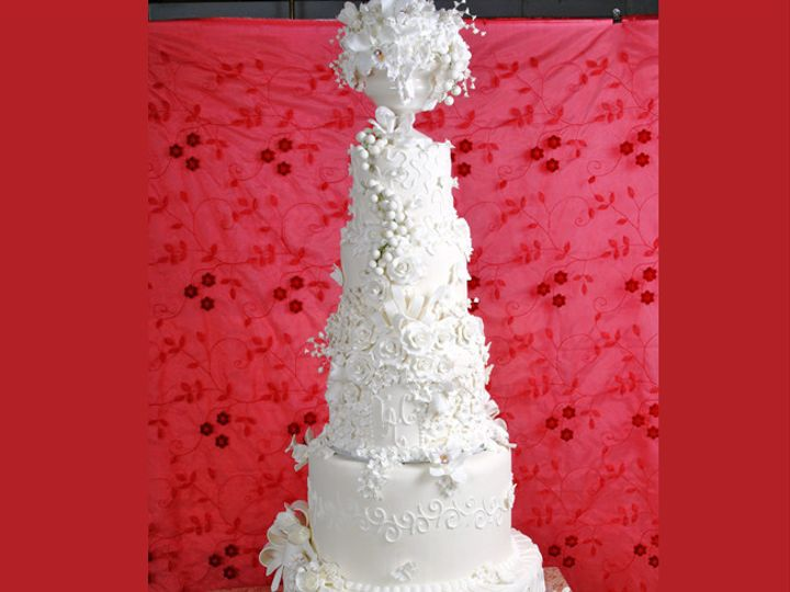 Tmx 1399683642267 W2 San Diego wedding cake
