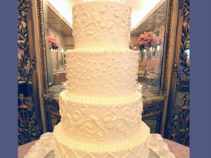 Tmx 1399683742160 W4 San Diego wedding cake