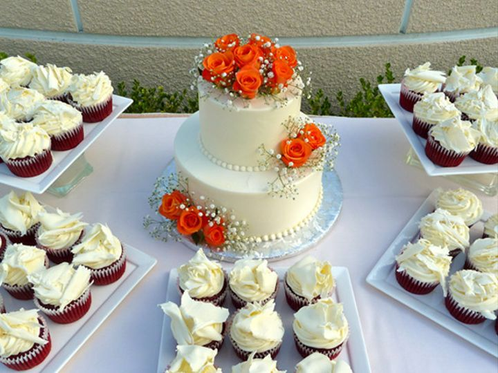 Tmx 1399683773618 W4 San Diego wedding cake