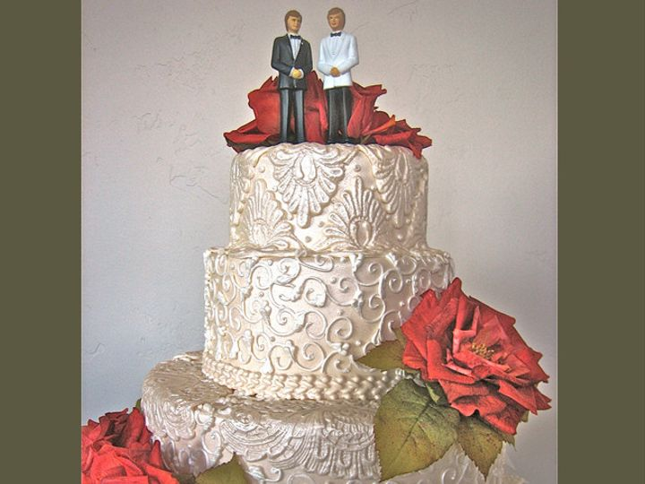 Tmx 1399683818202 W5 San Diego wedding cake