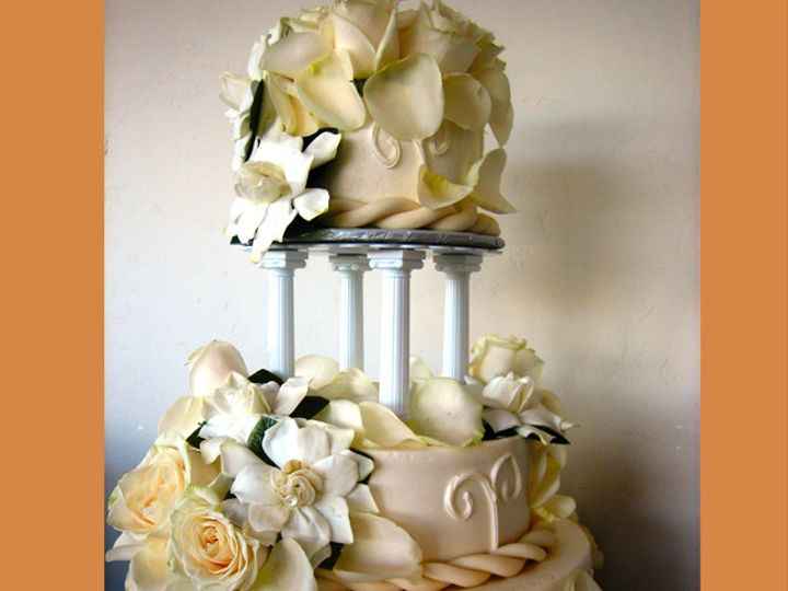 Tmx 1399683839528 W5 San Diego wedding cake